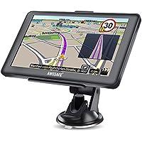 Auto GPS Voiture Navigation Multiples Langues 7 Pouces Ecran Tactile 48 Cartographie Européen Mise a Jour Carte GPS Gratuite