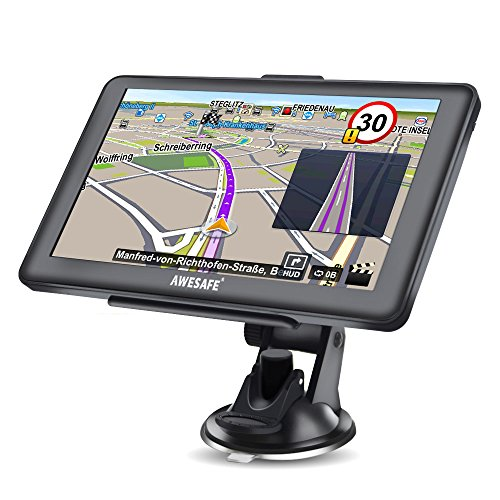 Car Sat Nav 5 Inch with Handsfree Calling