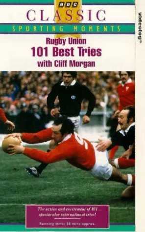 101 Best Tries With Cliff Morgan [VHS]