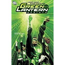 Green Lantern: Rebirth (New Edition) - Ingles