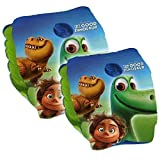 Kids Goods Best Deals - Disney Cartoon Character Childrens Kids Inflatable Safety Swimming Arm Bands Childs Pool Aid 3-6 Years (Disney The Good Dinosaur)
