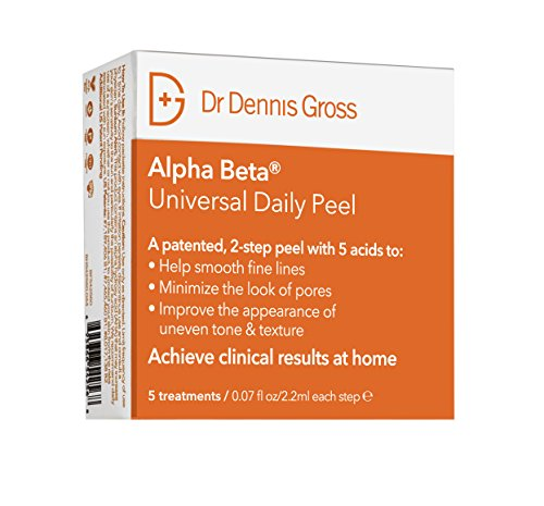 Alpha-beta-hydroxy - (Dr Dennis Gross Alpha Beta Peel Universal Formula)
