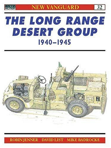 the-long-range-desert-group-1940-1945-new-vanguard-by-robin-jenner-1999-07-01