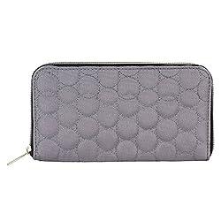 Anekaant Duvet Grey Tetron Wallet