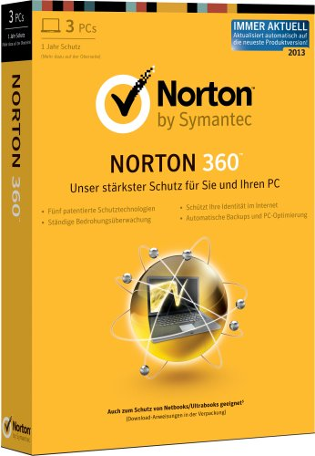 Norton 360 7.0 - 3PCs