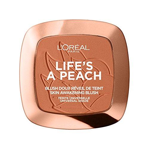 L'Oréal Paris Rouge Life's a Peach Blush, 1er Pack (1 x 9 g)