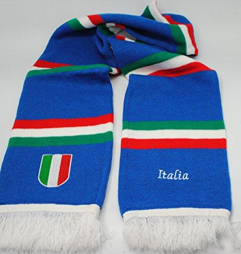bufanda, bufanda, bufanda, Italia, Italia, Italy bordado