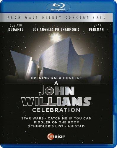 A John Williams Celebration (Opening Gala Concert – Los Angeles 2014) [Blu-ray] 510NdhHMtTL