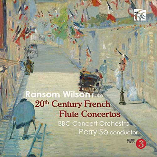 Preisvergleich Produktbild 20th Century French Flute Concertos