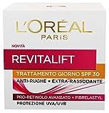L'Oréal Paris Revitalift Crema Viso Antirughe Giorno con Pro-Retinolo Avanzato, Protezione Solare SPF 30, 50 ml