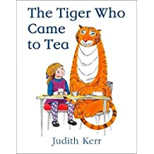 The Tiger Who Came to Tea.
