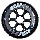 K2 Skates 100mm Urban Wheel 4-Pack Inline Skate Ersatzrollen 4er Pack 30B3015.1.1
