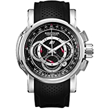Reef Tiger Relojes Hombre Cronógrafo Cuarzo Acero Inoxidable Relojes RGA3063