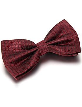 Jewelrywe Gioielli Bow Tie Pure color Pink