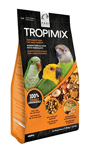 HARI - Mangime per pappagalli - Tropimix per Piccoli pappagalli - 1800gr