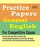 #1: General English 2018 Practice Papers For Competitive Exams
