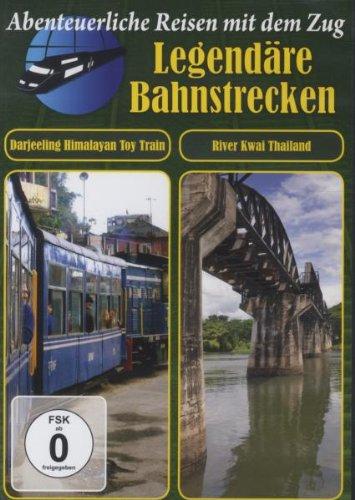 Bild von Legendäre Bahnstrecken - DARJEELING HIMALAYAN TOY TRAIN/ DIE BRÜCKE AM KWAI