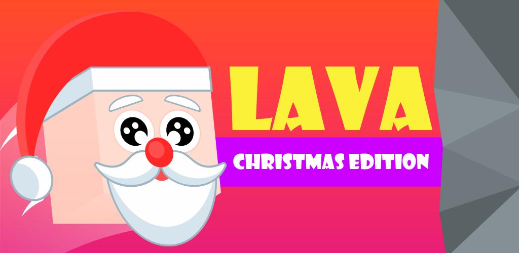 Der Boden Ist Lava Beruhren Sie Nicht Den Boden Christmas Edition