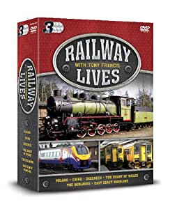 Railway Lives With Tony Francis [DVD]