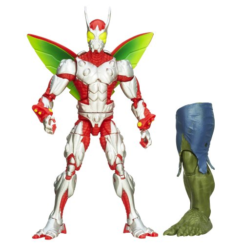Spider-Man Marvel The Amazing 2 Action Figure Marvel Legends Infinite Series enemies that more Beetle, 6 inch