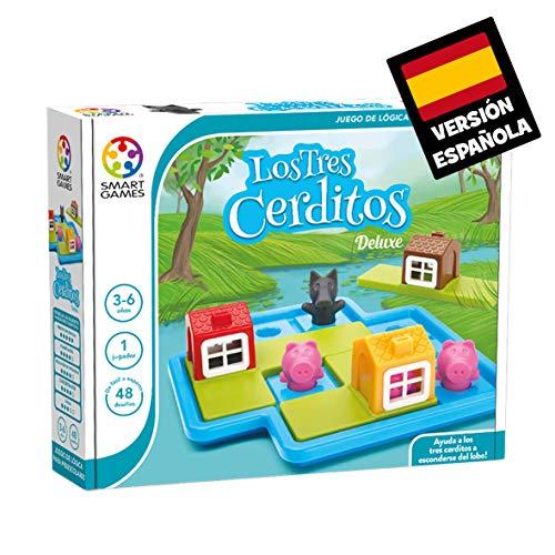 Comprar juego de mesa: Smart Games-SG023ES Juego, Miscelanea (Lúdilo SG023ES)