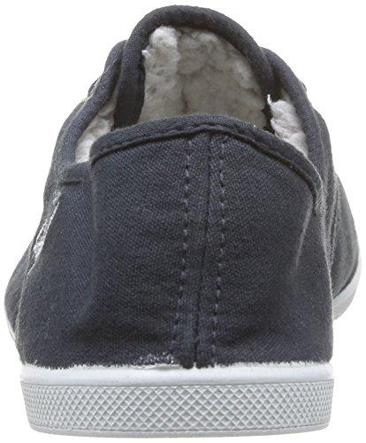 Kaporal - Vickanafo, Sneaker Donna Grigio (Gris (122 Gris Foncé))