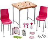 Barbie DVX45 Accessori Cena per Due