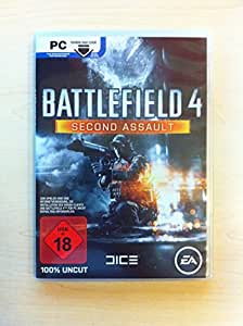 Battlefield 4 Second Assault EP [Code in a Box] - [PC]