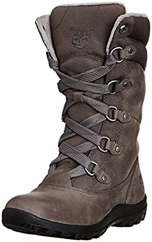 Timberland Earthkeepers Mount Hope, Women's Snow Boots, Dark Grey, 6 UK