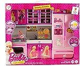 Best Barbie Kitchen Playsets - Best Kitchen Set Gift for Girls, Light Music Review