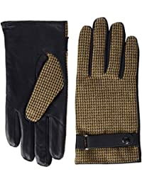 Scotch & Soda Classic Wool-panelled Leather Gloves Guantes para Hombre