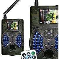 WAIDJAGD Wildbayer 12MP Wildkamera MMS/ GPRS - Funk-Kamera, Jagdkamera