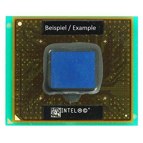 Intel Pentium III CPU 850MHz/256KB/100MHz SL4AH Sockel/Socket 495 Mobile Laptop (Generalüberholt)