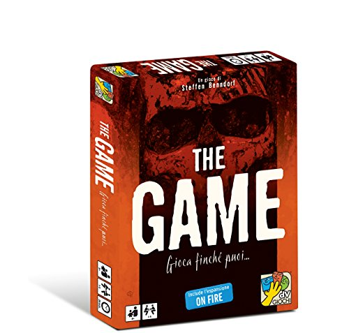 dV Giochi DVG9328 - Gioco da Tavolo The Game