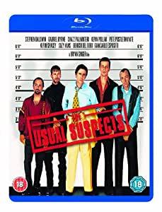 The Usual Suspects [Blu-ray] [UK Import]