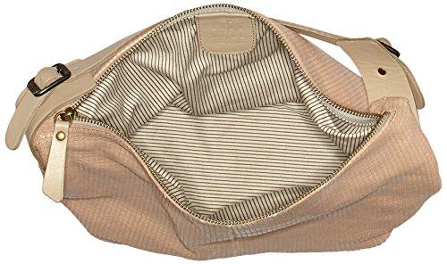 LiliMill Lucy, sac baguette Braun (Braun (BRICK))