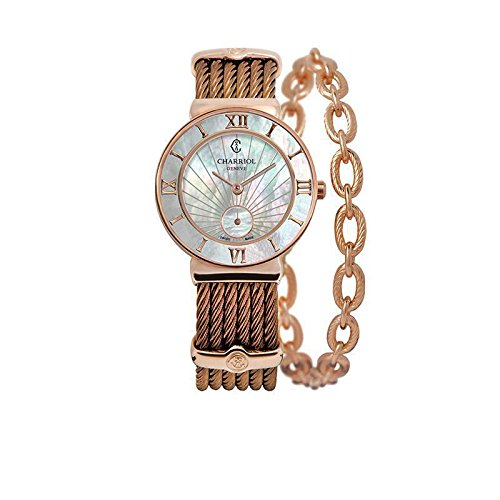 charriol-womens-st-tropez-30mm-bronze-steel-bracelet-rose-gold-plated-case-quartz-watch-st30pi563010