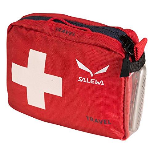 Salewa First Aid Kit Travel Set Pronto Soccorso, Rosso Scuro, Taglia Unica
