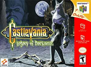 """Castlevania """"Legacy Of Darkness"""""""