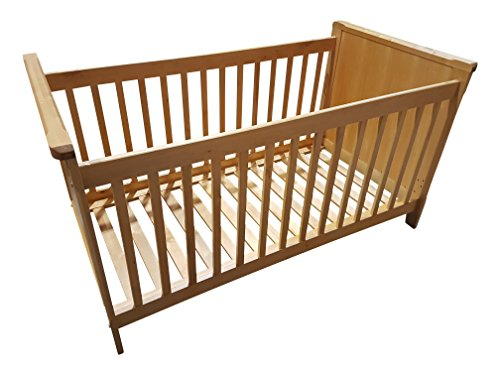 wien-solid-brown-pine-wood-cot-150x80-toddlers-3-removable-bars