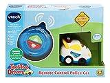 VTech 458122cm Toot-Toot Pilotes télécommande Voiture de Police Jouet