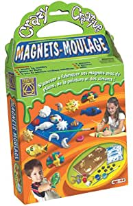 Creative Toys - Ct 5158 - Kit Loisir Créatif - Magnet Moulage