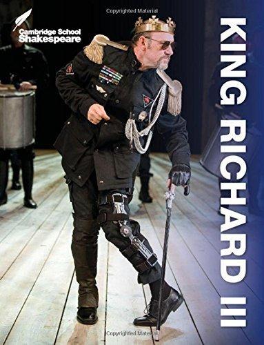 King Richard III (Cambridge School Shakespeare) by Rex Gibson (2015-03-02)