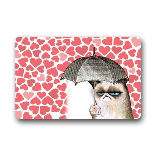 roman-da-personalizzare-zerbino-decor-tappeti-zerbini-grumpy-cat-i-have-a-umbrella-doormats-top-fabr