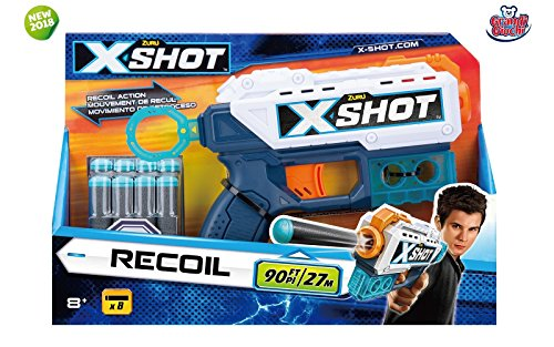 Grandi Giochi X-Shot Excel Pulse 8 dardi GG-46018