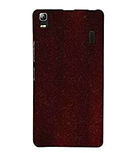 For Lenovo K3 Note :: Lenovo A7000 Turbo abstract red background, abstract texture Designer Printed High Quality Smooth Matte Protective Mobile Case Back Pouch Cover by Paresha