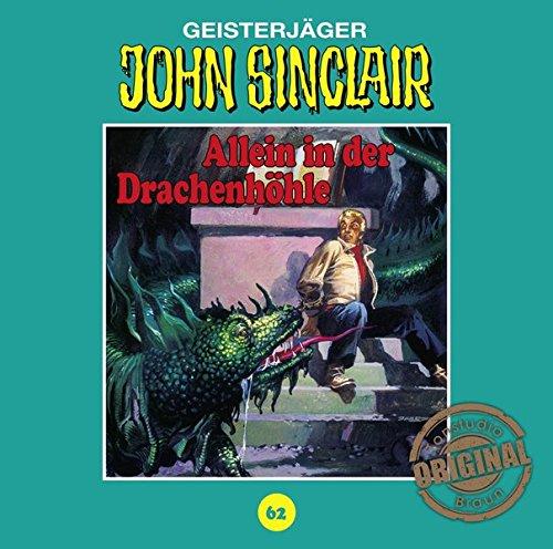 John Sinclair (62) Allein in der Drachenhöhle (Teil 2/3) (Jason Dark) Tonstudio Braun / Lübbe Audio 2017