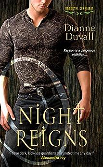 Night Reigns (immortal Guardians Series Book 2) por Dianne Duvall epub