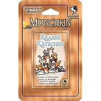 Pegasus-Spiele-17010G-Munchkin-Booster-Krasse-Ktzchen Pegasus Spiele 17010G – Munchkin Booster Krasse Kätzchen -