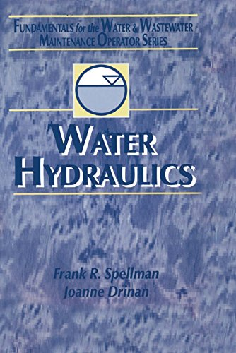 Water Hydraulics: Fundamentals for the Water and Wastewater Maintenance Operator (Fundamentals for the Water and Wastewater Main Operator Series Book 3) (English Edition) Serie Flow Meter